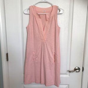 J. Crew Cotton Knit dress XS